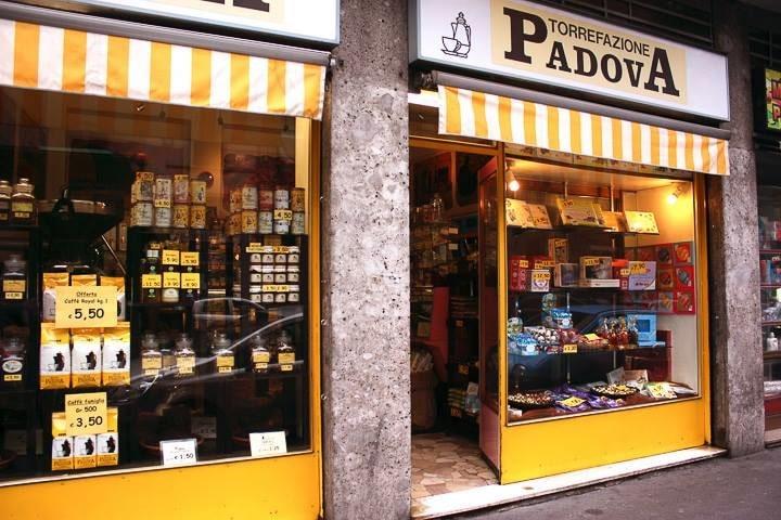 Torrefazione Padova a Milano