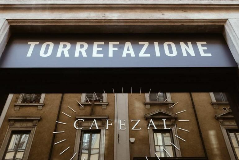 torrefazioni a milano cafezal
