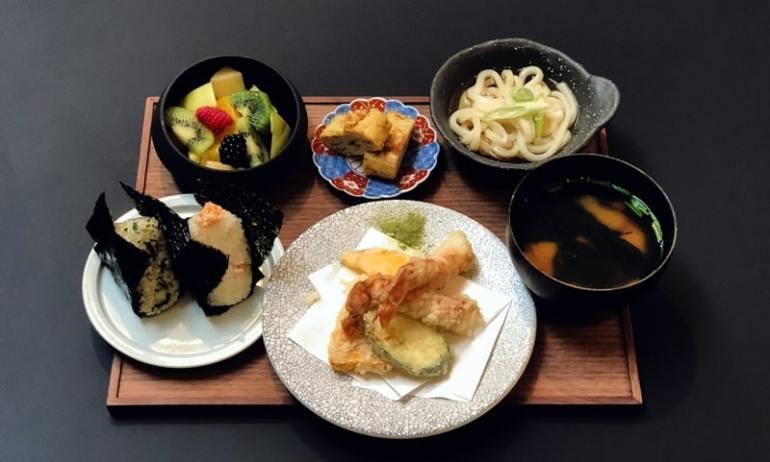 tenoha milano brunch giapponese