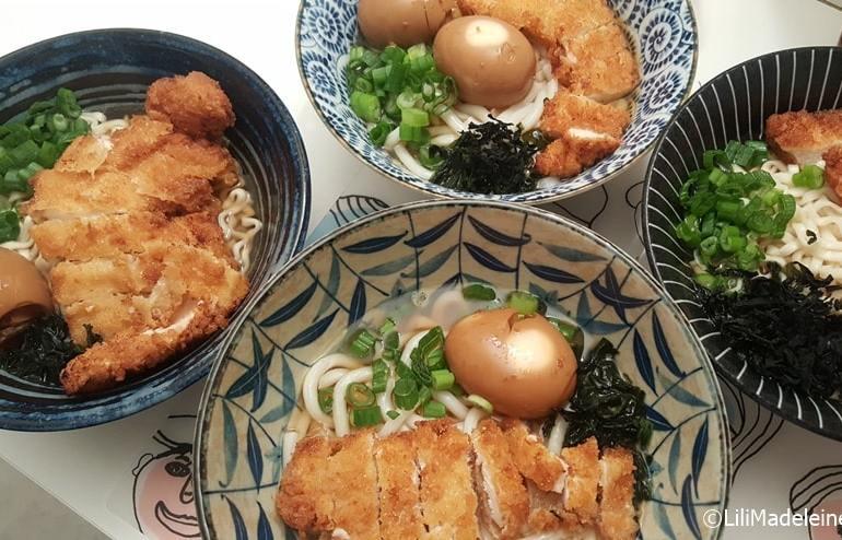 Ricetta ramen pollo