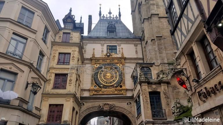 Viaggio in Normandia Rouen