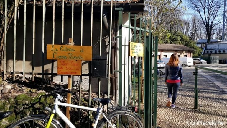Cascina Nascosta Milano Parco Sempione