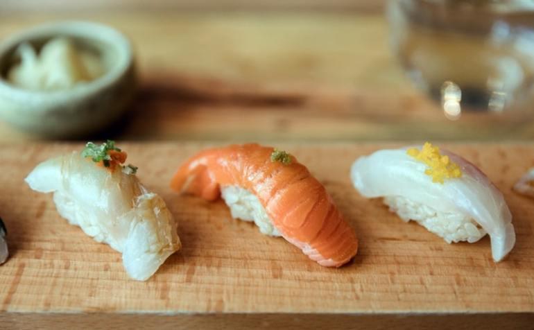 cibo più buono del mondo sushi