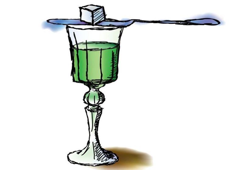come-si-beve-l-assenzio
