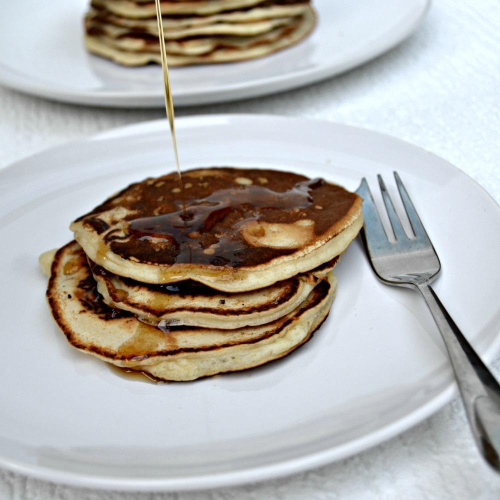 Recette pancakes i love english