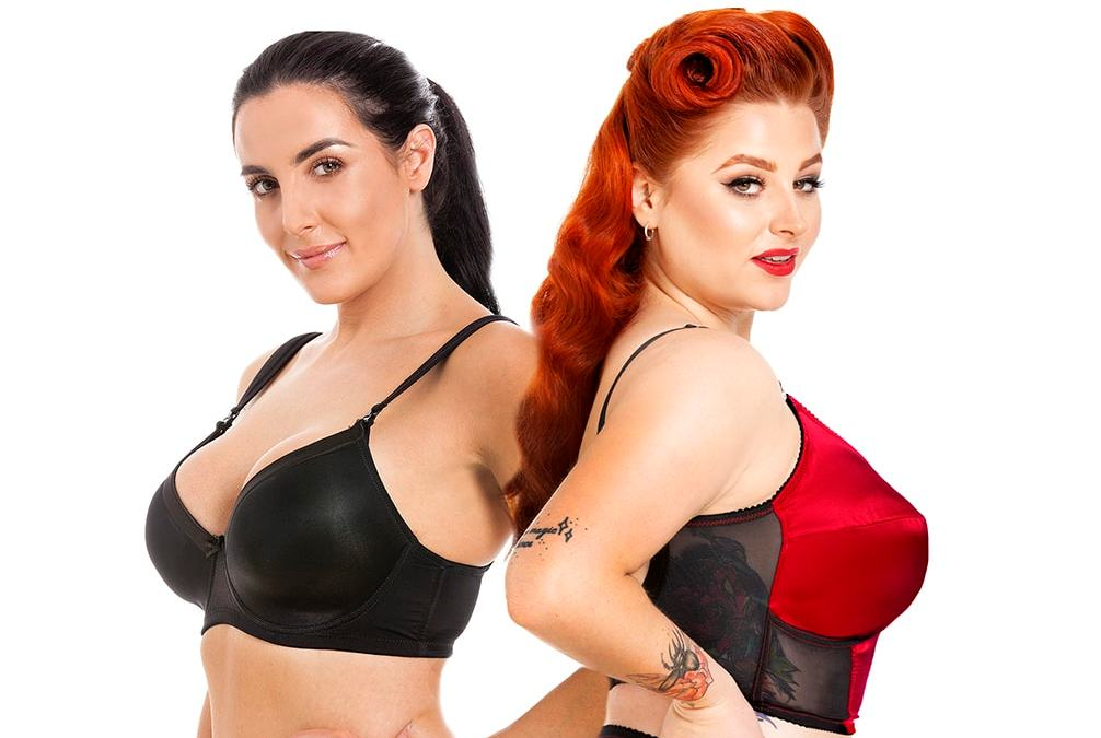 Big Bras – That's got your attention!- Fittings Models Needed – Derby