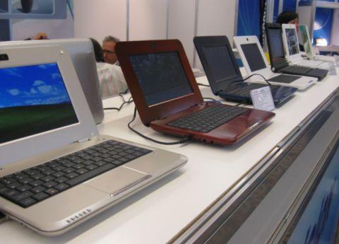 HiVision netbooks