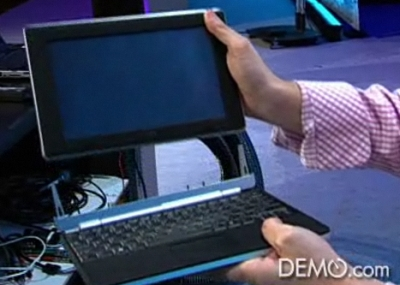 touch book demo