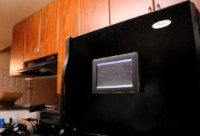 Always Innovating Touch Book rotates, sticks to fridge, fails to slice or dice – Video