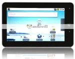 Gpad G10: Cheap Android 2.1 tablet with camera, accelerometer
