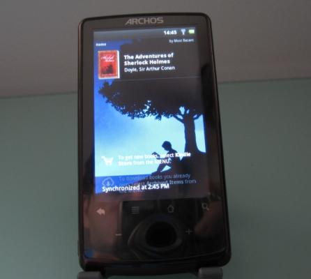 Archos 32 Internet Tablet review - Liliputing
