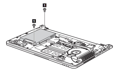 Lenovo IdeaPad S205 repair manual shows what makes the