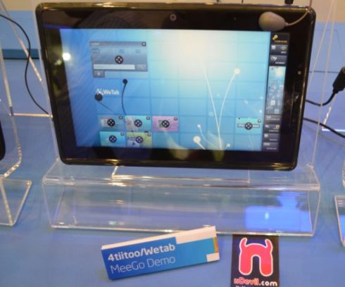 WeTab 10 inch tablet