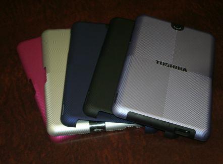 Toshiba Thrive lids