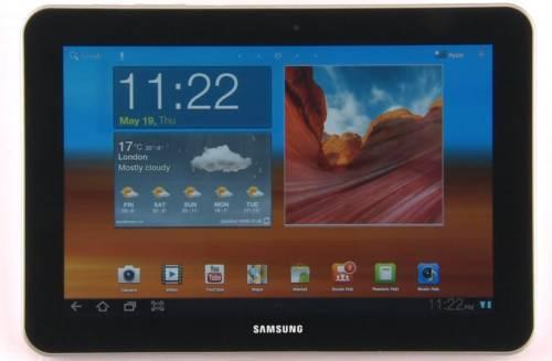 Samsung Galaxy Tab 10.1 with TouchWiz
