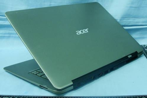 Acer Aspire S3 ultrabook at the FCC
