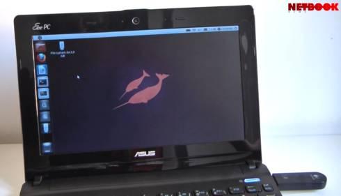 Asus Eee PC X101 with Ubuntu Linux