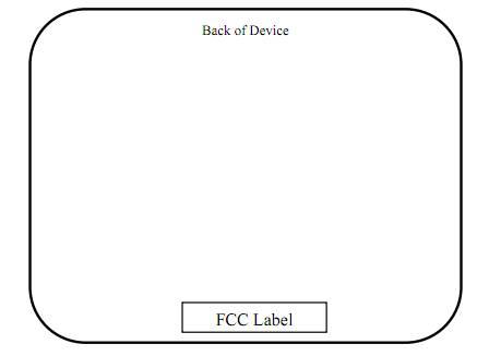 Motorola tablet FCC