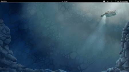 Fedora 16 Beta with GNOME 3.2
