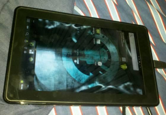 CyanogenMod 7 Kindle Fire