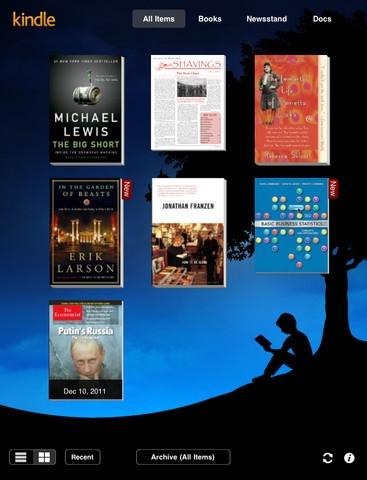 Kindle 2.9 for iOS