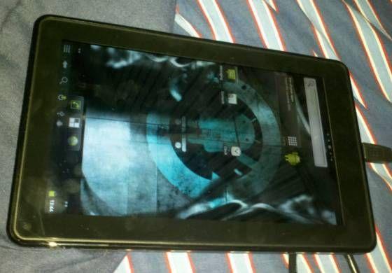 Amazon Kindle Fire with CyanogenMod 7
