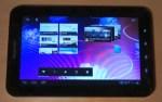 Samsung Galaxy Tab with CyanogenMod 9