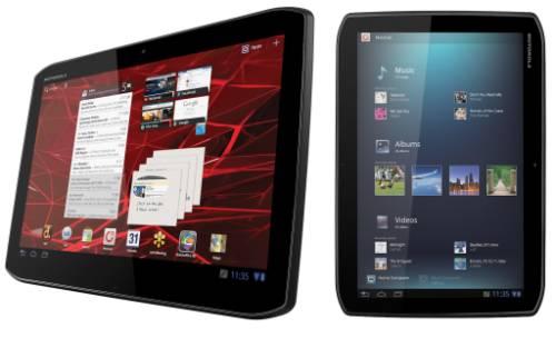 Motorola XYBOARD tablets