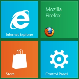 Firefox for Windows 8 Metro