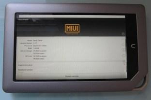 NOOK Tablet with MIUI