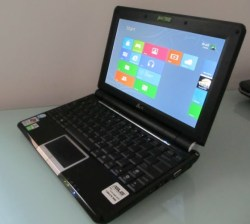Windows 8 Eee PC 1000H