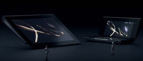 Sony Tablet P and Sony Tablet S