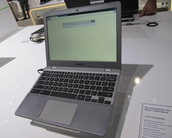 Samsung Series 5 Chromebook Celeron