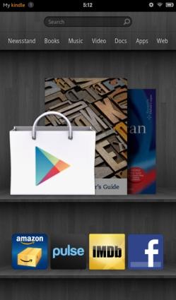 Amazon Kindle Fire MoDaCo 6.3 ROM