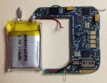 sony smartwatch dissected