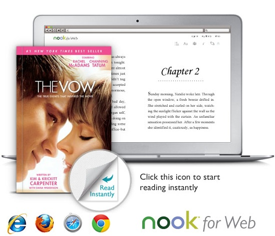 Nook For Web