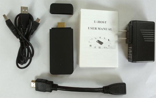 Smallart U-Host Mini PC