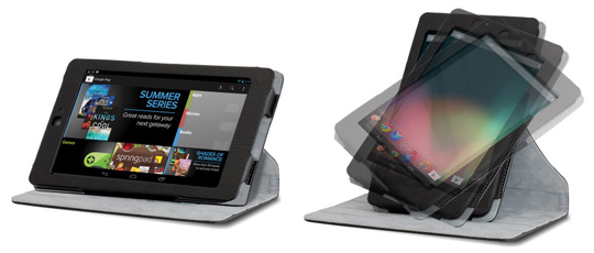 Nexus 7 Rotating Stand Case