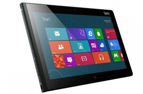 Lenovo ThinkPad Tablet 2 with Windows 8
