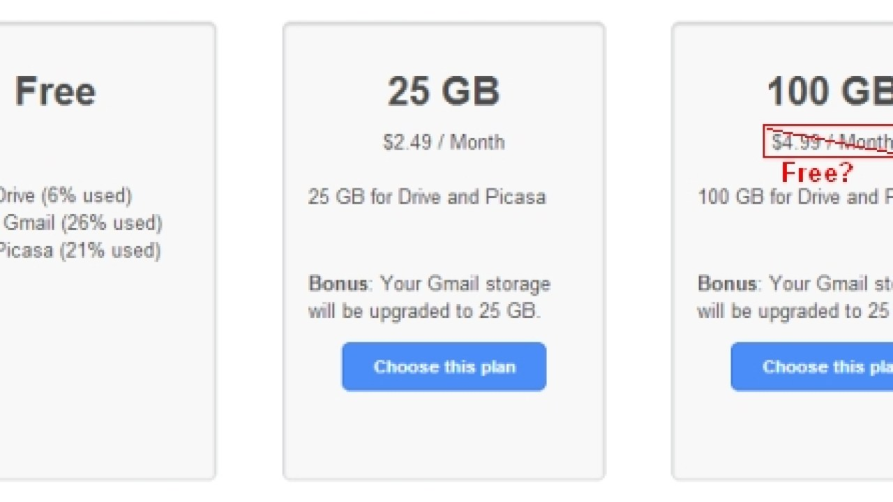 Google to offer 100GB Google Drive space to new Chromebook