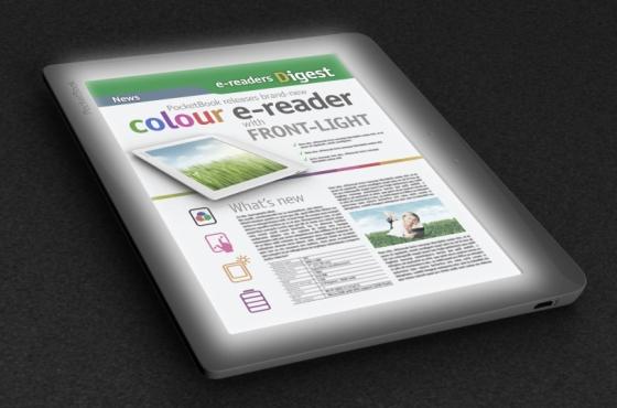 PocketBook color eReader