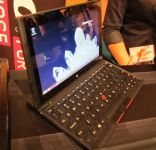 Hands-on with the Lenovo ThinkPad Tablet 2