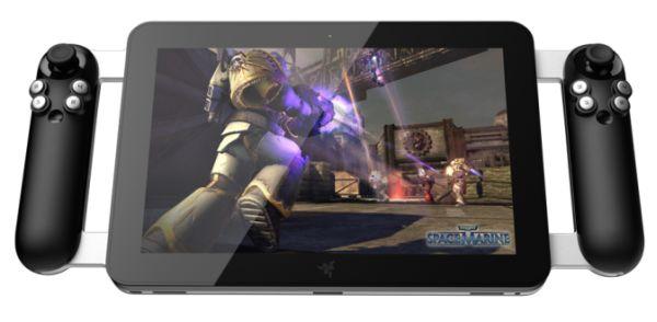 Razer Project Fiona tablet mockup