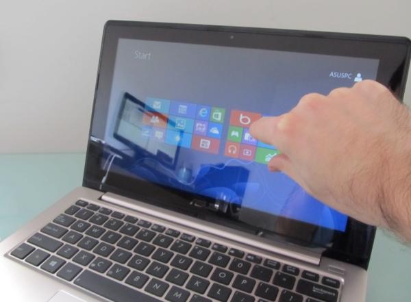 Asus VivoBook X202E touchscreen