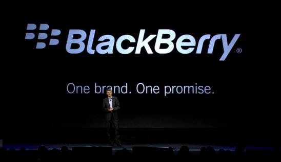 BlackBerry one platform