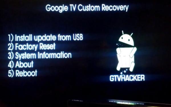 GTV Hackers Custom Recovery
