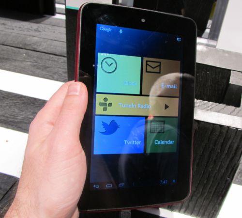 Polaroid 7 inch tablet