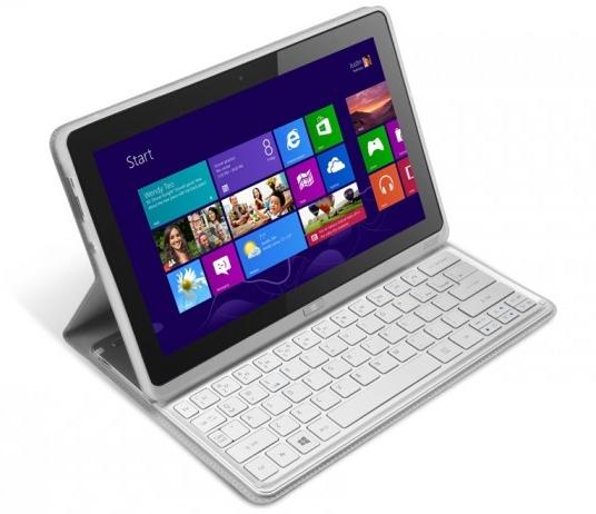 Acer Iconia Tab W700p with Folio Case