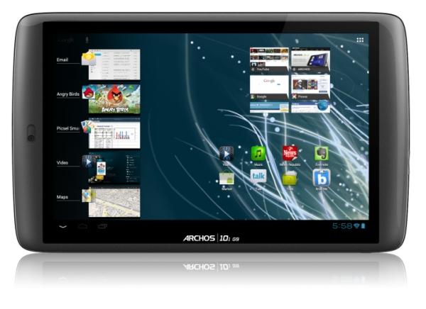 Archos 80/101 G9 Tablet Treiber Windows XP