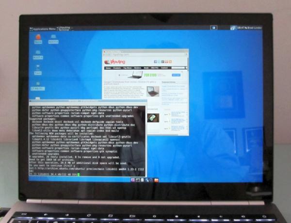 Seabios Ubuntu